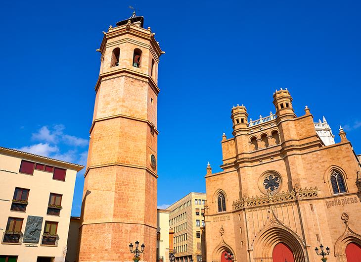 Los monumentos de Castellón más importantes