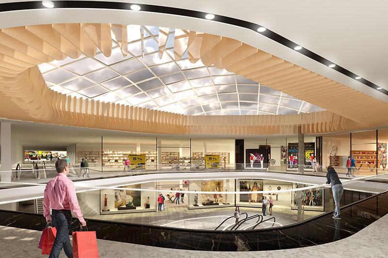 Centro Comercial Salera arranca su remodelación