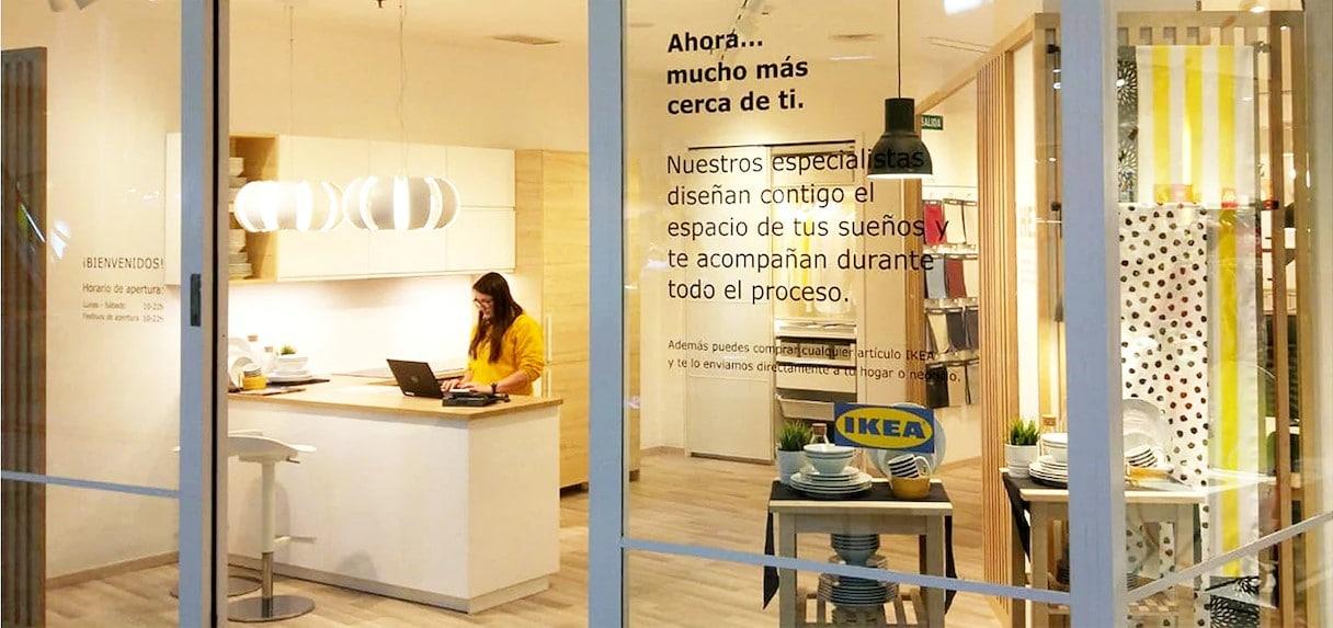 IKEA abre un espacio experiencial en el Centro Comercial Salera de Castellón este martes