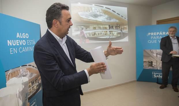 Salera invierte 13 millones en la reforma del centro comercial