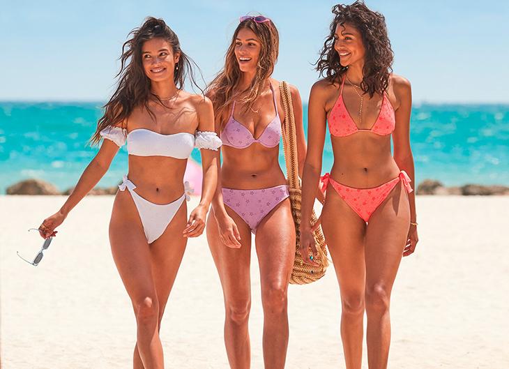 Bikinis de mujer, uno para cada destino