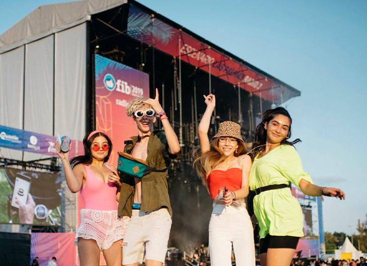 Los mejores festivales de música te esperan en Castellón