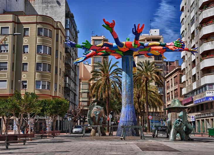 turismo castellon plaza