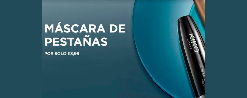 MÁSCARA DE PESTAÑAS A 3,99€