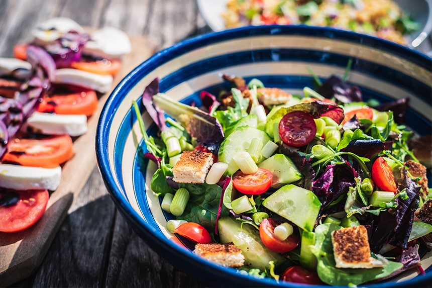 Aprende deliciosas recetas saludables, fáciles y rápidas