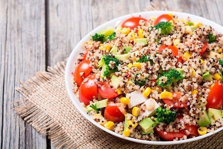 recetas saludables ensalada