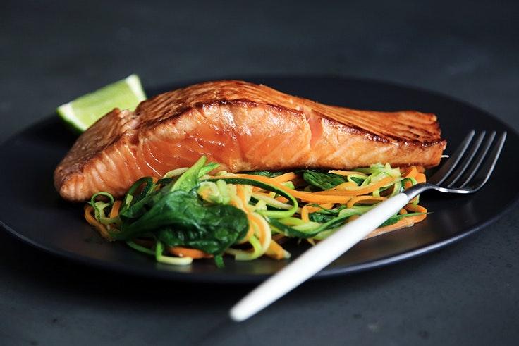 recetas saludables salmon