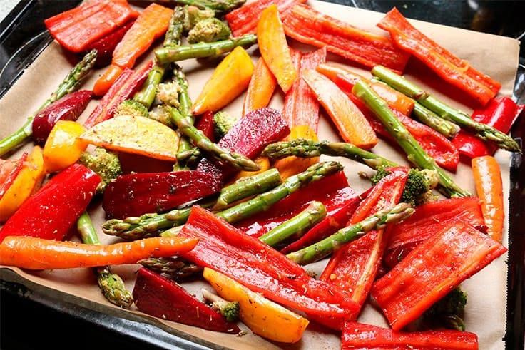 recetas saludables verduras